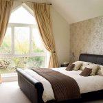 yatak odası perde modellerii