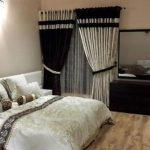 yatak odası perdesi