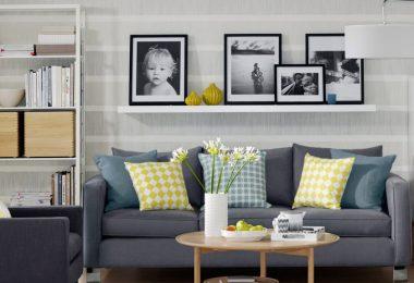 Oturma Odası Dekorasyon Fikirleri