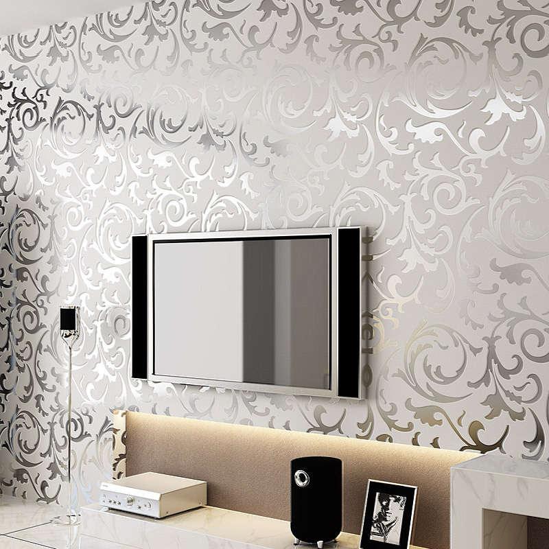 Bir salon için bir duvar kağıdı deseni seçmek nasıl
