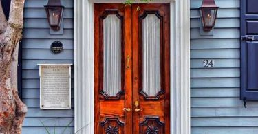 Dış Kapı Giriş Dekorasyonu