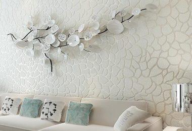 2019 salon duvar kağıdı modelleri