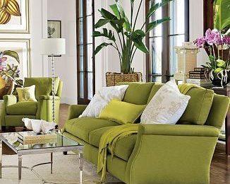 yeşil koltuk nasıl kombinlenir