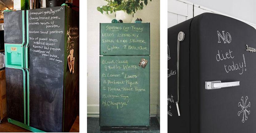 Eski Buzdolabından Neler Yapılır?