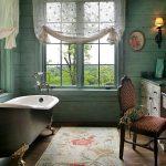 muhteşem vintage tarzı banyo dekorasyonu 2016