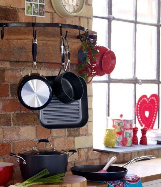 mutfakta akıulcı depolama fikirleri