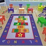 oyun zamanı eğlenceli çocuk halıları 2016