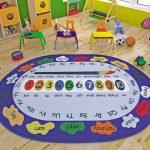 sayıları ve renkleri öğreten çocuk halıları 2016