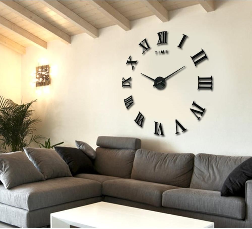 retro tarzı büyük duvar saatleri