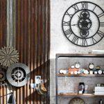 2016 büyük dekoratif duvar saati