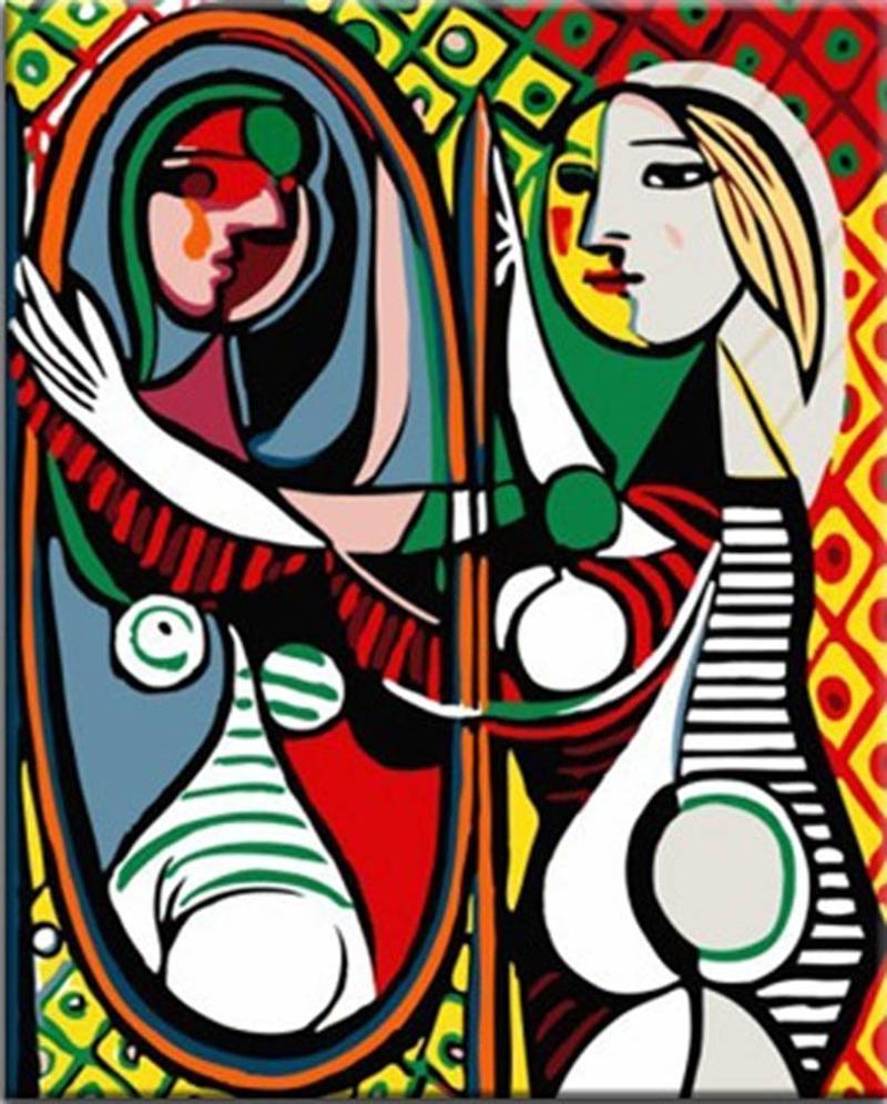 dekoratif yağlı boya tablolar