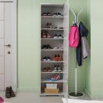 adore 8 bölmeli modern uzun ayakkabılık modeli 289