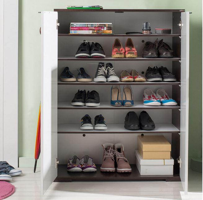 adore mobilya modern ayakkabılık ve çok amaçlı dolap 2016