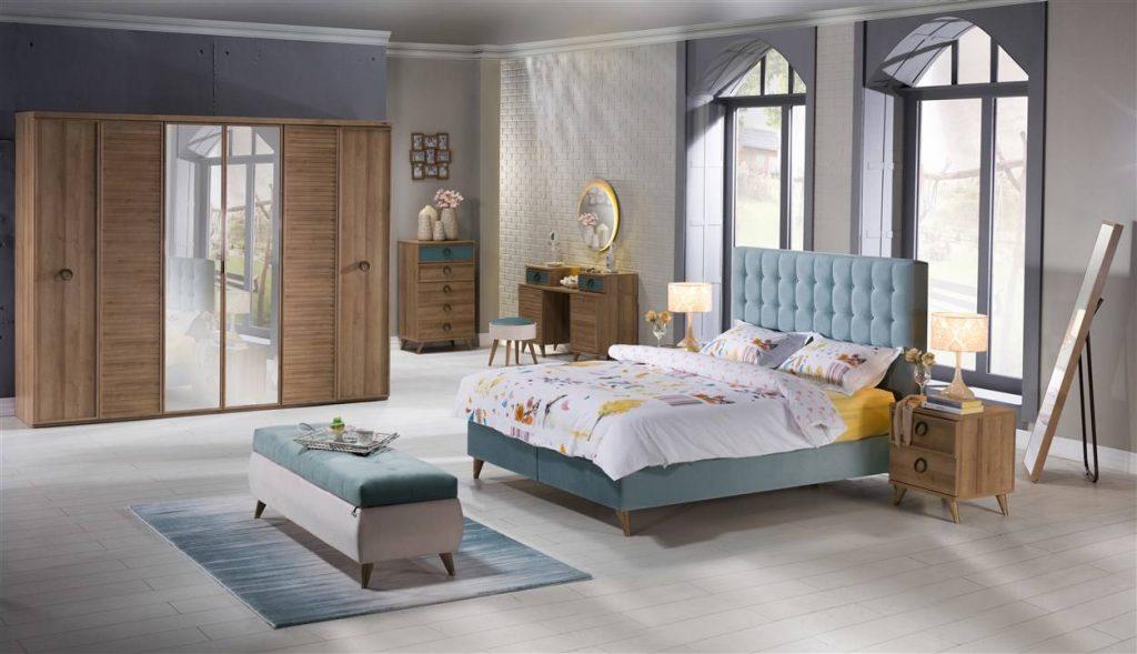 Bellona Vienza Yatak Odası Takımı Fiyatı 5.763,00 TL