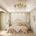 country tarzı yatak odası dekorasyonu 2016
