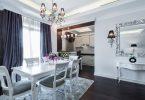 Dekoratif Aynalar ile Çarpıcı Salon Dekorasyonu