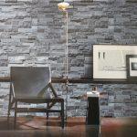 gri renk doğal taş desen duvar kağıdı 2016