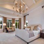 klasik yatak odası dekorasyonu 2016