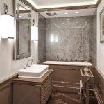 lüx tasarım mermer banyo 2016