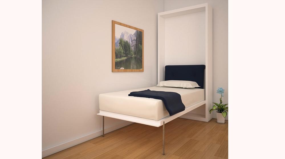 duvara monte yataklar