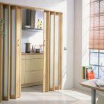 2016 dekoratif akordiyon kapı modelleri