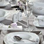 Confetti 86 Parça Premium Porselen Yemek Takımı