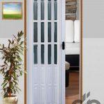 dekoratif camlı akordiyon kapı fiyatı 229,90 Tl
