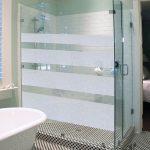 duşa kabinler için şeffaf yapışkanlı folyolar