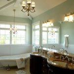 mint yeşili banyo dekorasyon fikirleri 2016
