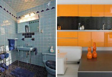 mutfak ve banyo renk seçimleri nasıl olmalı