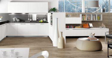 mutfakta beyaz kullanımı beyaz mutfaklar