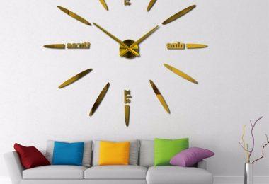 yeni moda duvar saatleri