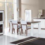 tepe mobilya yemek odası beyaz konsol 2016