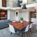 eames sandalyeler endüstriyel dekorasyon