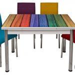dekoratif mutfak masa sandalye takımı 2016
