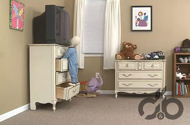 evde çocuk güvenliği için