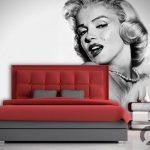 Marilyn Monroe Poster Duvar Kağıdı