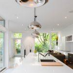 modern metal sarkıt lamba modelleri