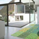 modern tasarım patchwork halı