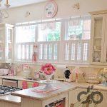 romantik mutfak dekorasyonu