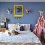 zigzag desenli dekoratif çadır