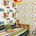 2016 çocuk odası duvar kağıdı modelleri