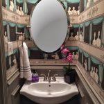 banyo için muhteşem duvar kağıtları