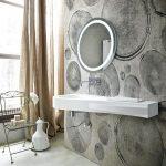 farklılık yaratan banyo duvar kağıtları