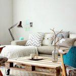 Oldwooddesign Palet Doğal Orta Sehpa 299,99 TL
