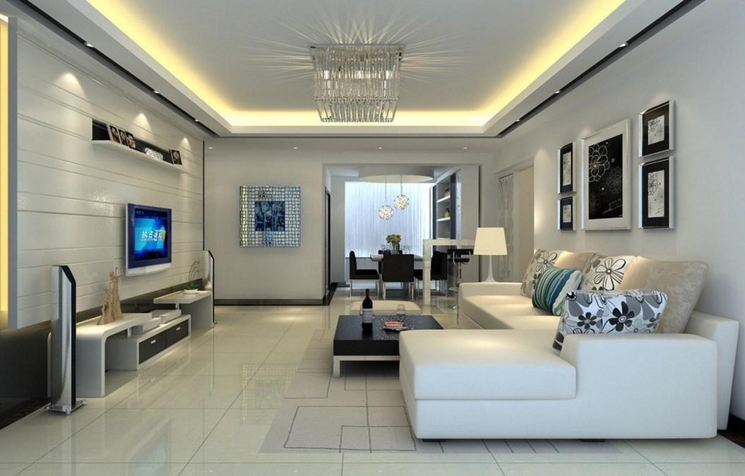 salonda ideal televizyon yerleşimi
