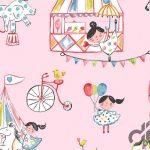 sevimli çocuk odası duvar kağıtları 2016