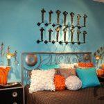 turkuaz rengi duvarlar