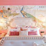 pembe genç kız odası dekorasyon fikirleri