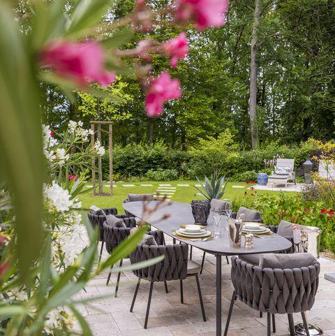 Ucuz Bahçe Dekorasyonu